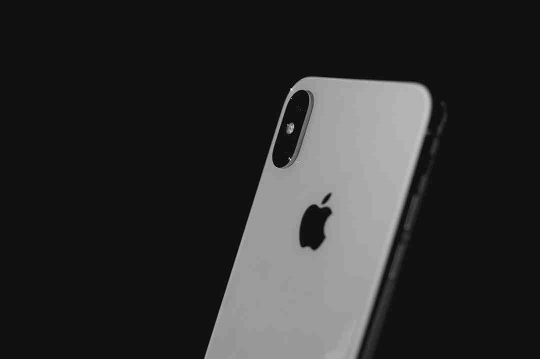 Comment restaurer un iphone