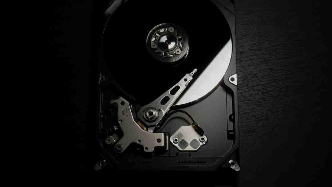 Comment retirer un disque dur