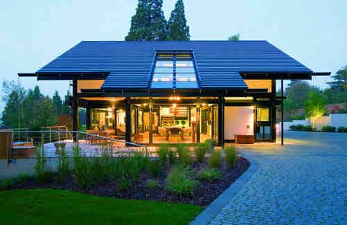 Comment construire sa maison en bois tout seul ?
