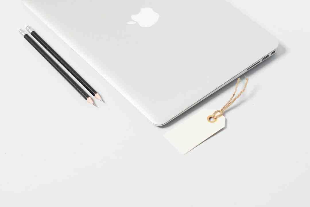 Comment démarrer un Mac après changement du disque dur ?