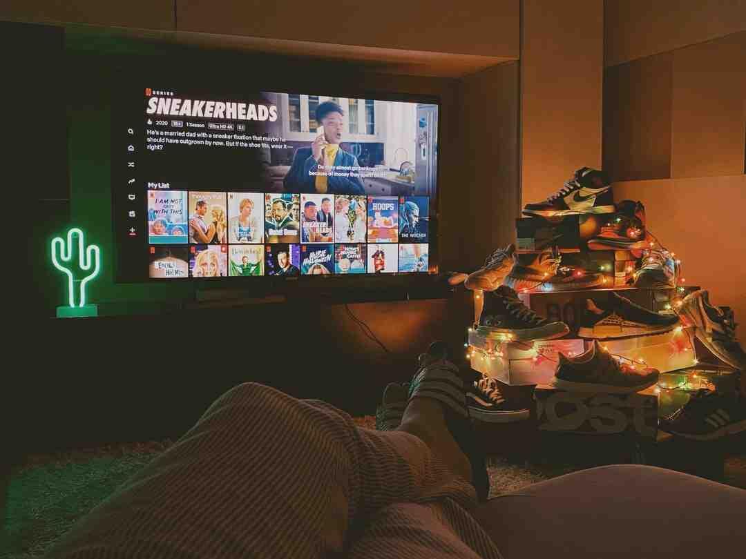 Comment mettre Netflix sur la télé avec son telephone ?
