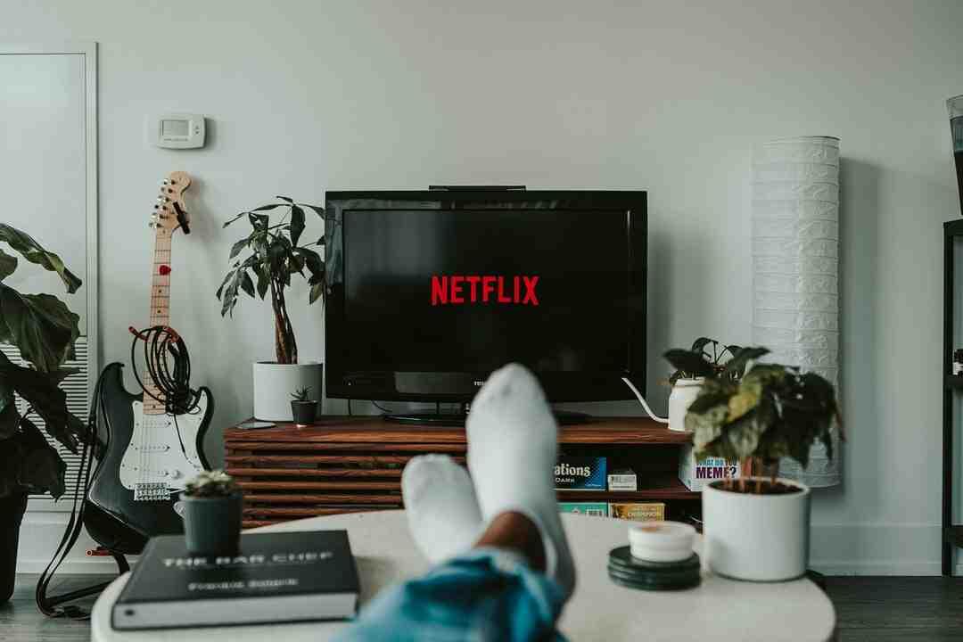 Comment mettre netflix sur la télé