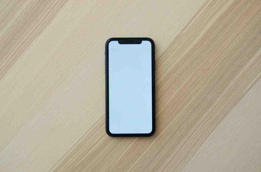 Comment réinitialiser un iPhone quand il est éteint ?