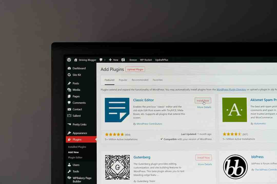Comment se servir de WordPress ?